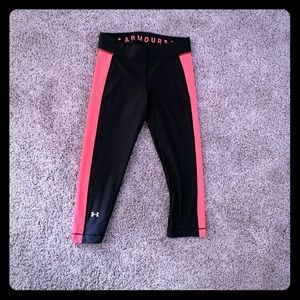 Under Armour Yoga/Exercise Pants